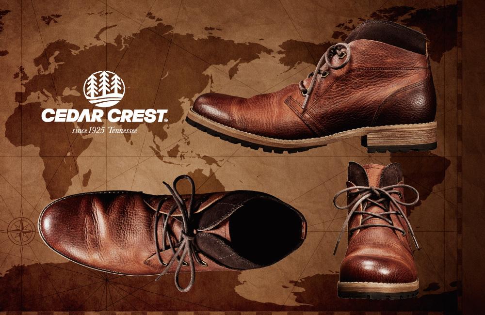 3a107e553a5d2 セダークレスト ブーツ | 靴とブーツの専門店 株式会社チヨダ